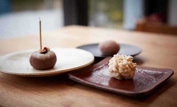 乙女心くすぐる、京都仕込みのうっとり和菓子 ≪今週のカフェ&スイーツ*5話 『和菓子 まめいち』≫