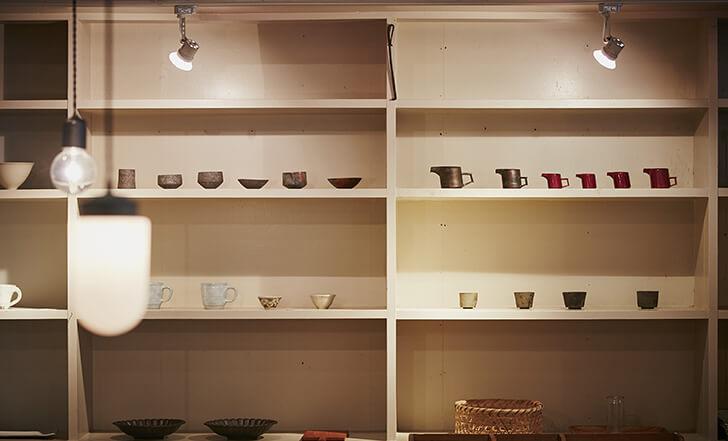 うつわ好きにはたまらない!一番町の大人の隠れ家 ≪今週のカフェ&スイーツ*20話『design labo necco sendai』≫