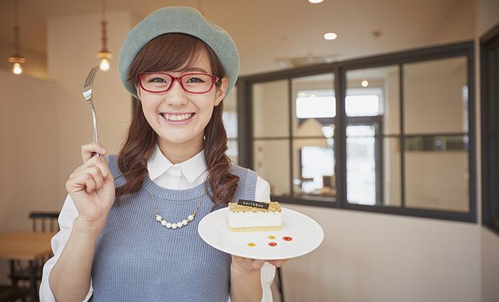 愛子のパティスリーがバリエ豊富にリニューアルオープン! 女子的自由研究Vol.21
