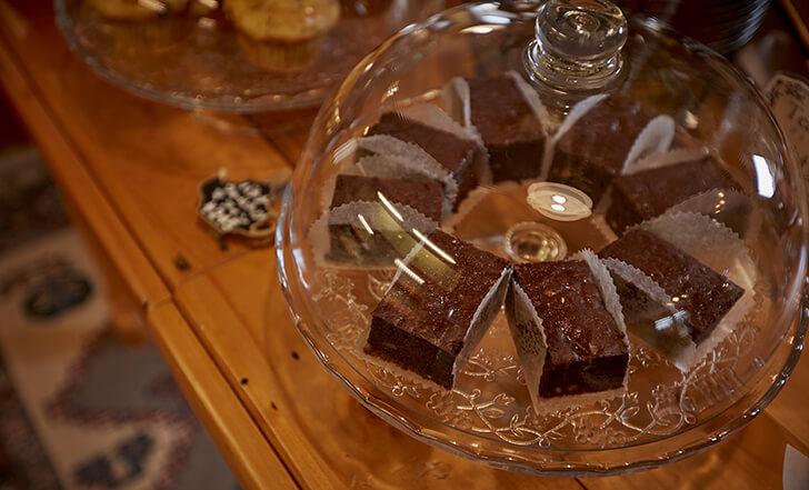 イギリス風ベーカリーカフェで女子時間 ≪今週のカフェ&スイーツ*19話『BAKERY WALES』≫