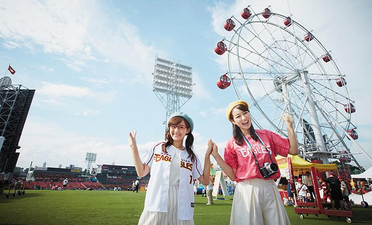 夢のエンターテインメント空間がKoboスタ宮城に! 女子的自由研究 vol.24【PR】
