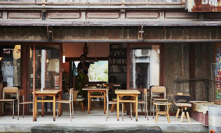 築100年の薬屋さんがレトロカフェへ ≪今週のカフェ&スイーツ*24話『cafe かいめんこや』≫