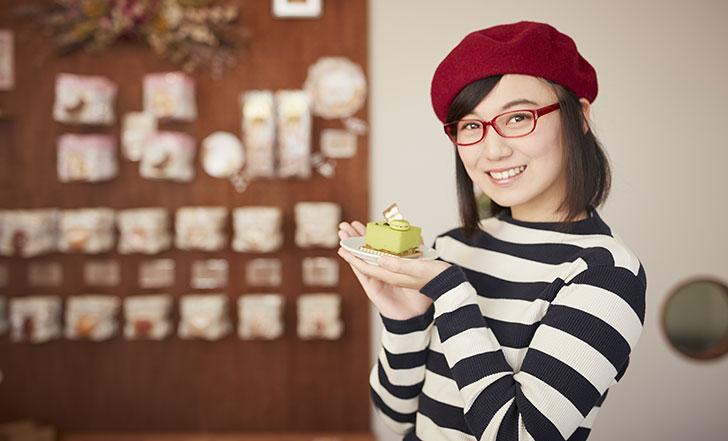 ニューオープン☆泉中央にシンプルモダンなパティスリー! 女子的自由研究Vol.28