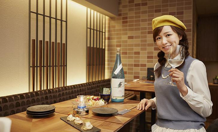 【ニューオープン】日本酒と貝料理が粋な居酒屋へ! 女子的自由研究 Vol.38