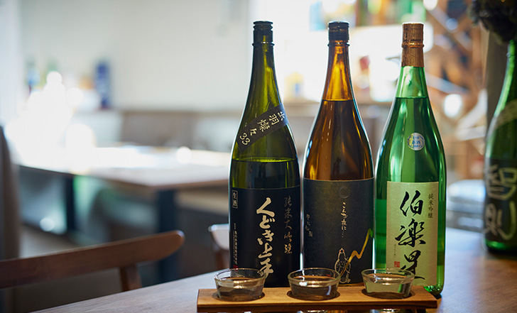 Myかくし酒で日本酒ツウになる! 女子的自由研究 Vol.39