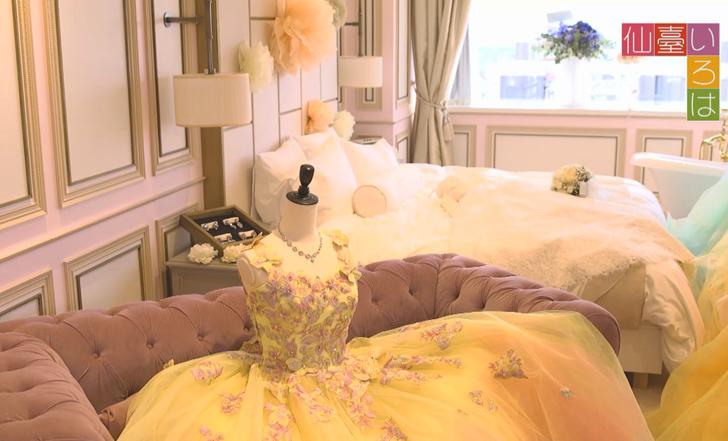 新作ドレスで、世界一エレガントで可愛い花嫁に♡【PR】