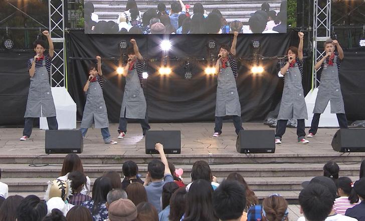 「ぜんりょく☀ボーイズ」オリジナル曲を初お披露目!