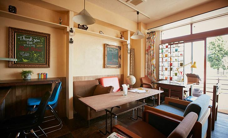 【ニューオープン】懐かしさ漂う苦竹エリアのレトロ食堂 今週のカフェ&スイーツ*40話『MaSit malow』