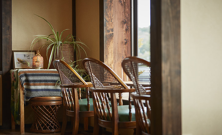 【ニューオープン】アジア時間がゆらり流れる海カフェ 今週のカフェ&スイーツ*44話『MOLA MOLA CAFE』