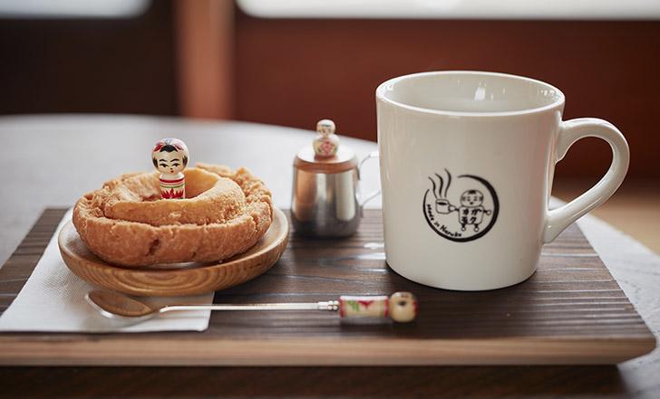 【ニューオープン】こけしづくしな湯けむりの里の新名所 今週のカフェ&スイーツ*45話『準喫茶 カガモク』