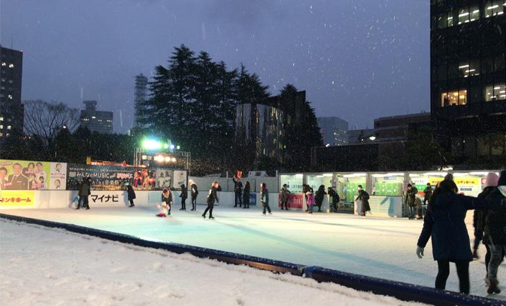 クリスマスムード満点♡ Sendai Winter Park