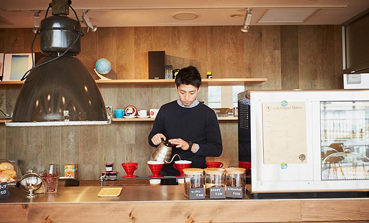 お花見のおともに!老舗カフェが新店オープン☆ ≪今週のカフェ&スイーツ*12話 『カフェ・モーツァルト メトロ』≫