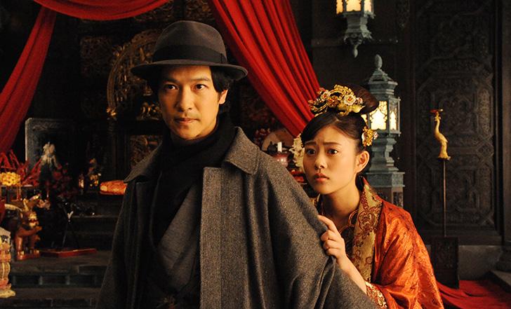 堺雅人と高畑充希が年の差夫婦に!  年末は『DESTINY 鎌倉ものがたり』でほんわか♡