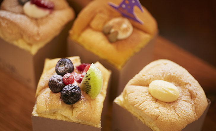 女子心わしづかみ!世界にひとつのシフォンケーキ専門店 ≪今週のカフェ&スイーツ*31話『Miu-kitchen』≫
