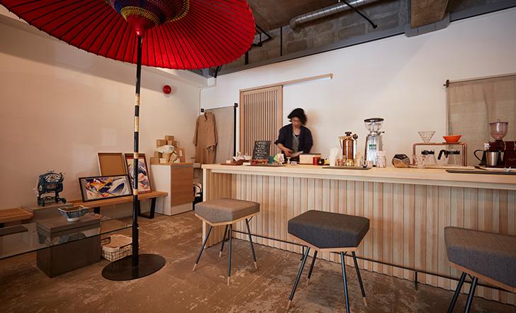 【ニューオープン】お茶もお買い物も。和の出会いが満ちるモダン空間 今週のカフェ&スイーツ*39話『Origami Sendai』