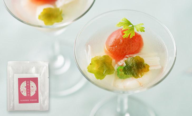 Pomodoro in gelatin (トマトのコンソメゼリー)いろはレシピ#73