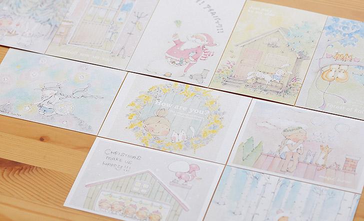仙台アート散歩vol.5 持っているだけでハッピー!? 心がほっこりする紙雑貨たち