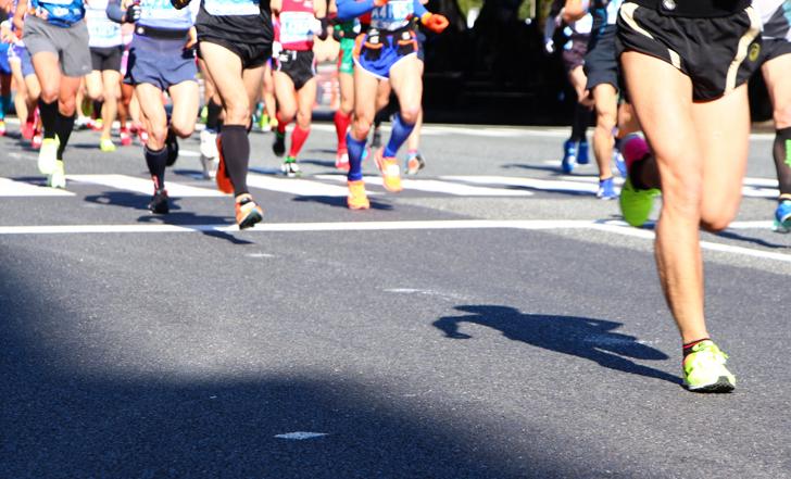 あのマラソンの「とくダネ」な最新情報!