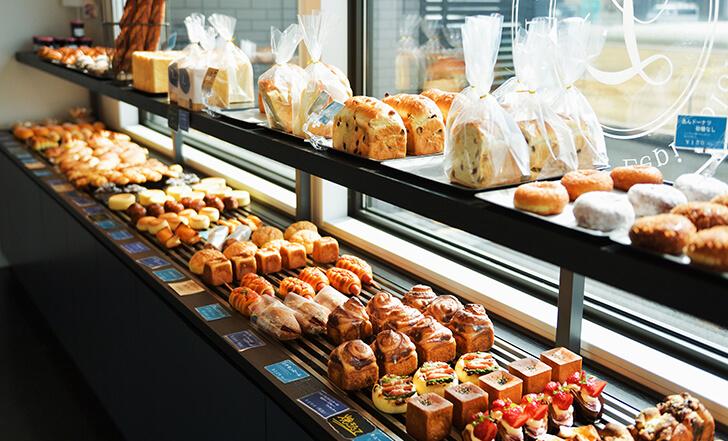 仙台パン図鑑 vol.4 「Boulangerie L'épi coloré」