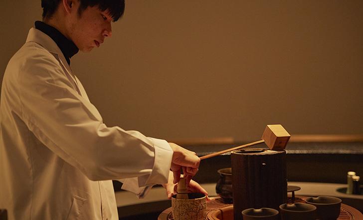 【ニューオープン】老舗割烹が手がけるモダン茶室 今週のカフェ&スイーツ*50話『茶房 三』