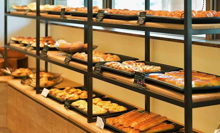 仙台パン図鑑 vol.5 「Bakery & Cafe Le miel上杉店」 ~結婚式場がプロデュースする、しあわせのパン~