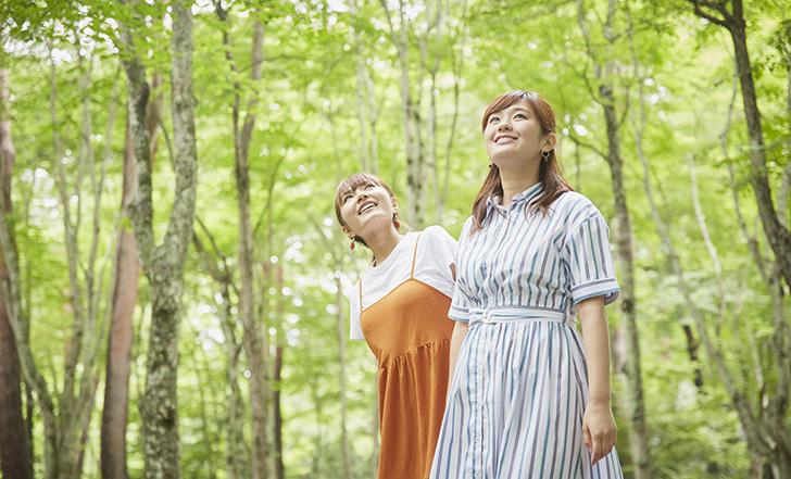 憧れの軽井沢でカジュアルに夏旅!