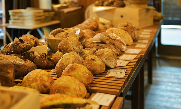 仙台パン図鑑 vol.8 「Au Fournil Du Bois」 ~無骨なパンがもたらす、パンにまつわるしあわせな時間~