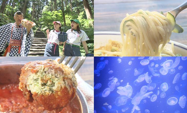 庄内野菜イタリアンにクラゲの水族館 週末旅行は山形・鶴岡がアツイ!