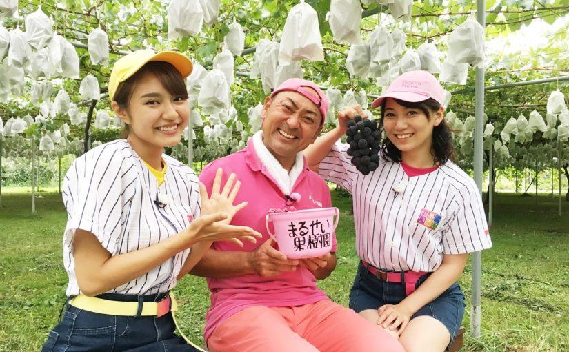 旬のブドウ狩り&人気ご当地パン 週末旅行は福島市がアツイ!