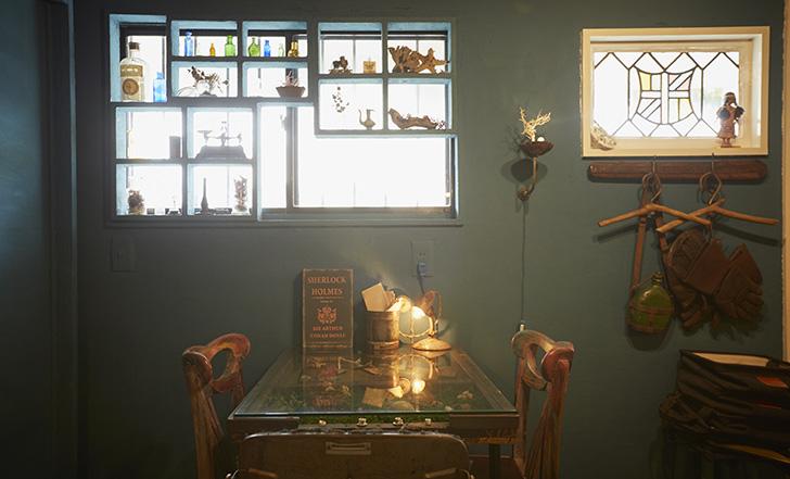 絵本の世界に迷い込んじゃった!? 不思議かわいいアンティークカフェ 今週のカフェ&スイーツ*55話『O's cafe』