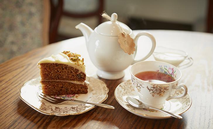 イギリス帰りの姉妹と母が開く、普段使いの英国式ティールーム 今週のカフェ&スイーツ*56話『Tearoom CRUMBLE』