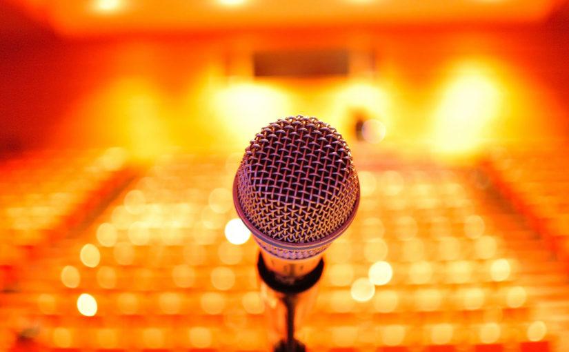 仙台で初開催!語りのプロのトークライブ♪