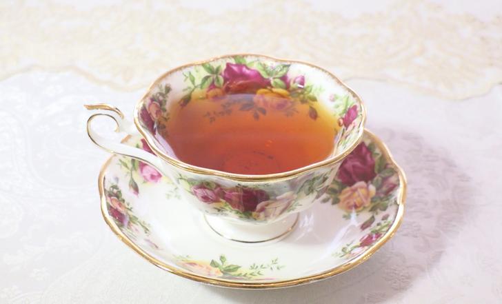 ≪いろはマガジン2月号≫おうちカフェをもっと楽しく。おいしい紅茶の入れ方