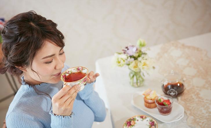 おうち紅茶をもっと美味しく♡プロに教わる紅茶レッスン*女子的自由研究Vol.84