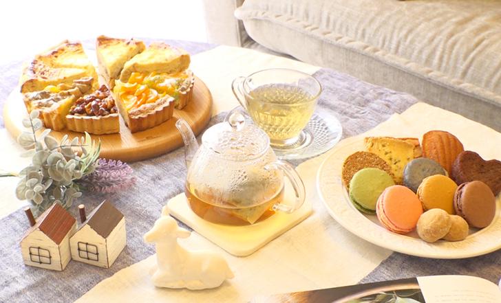 ≪いろはマガジン6月号≫お取り寄せで叶う♡贅沢おうちカフェ