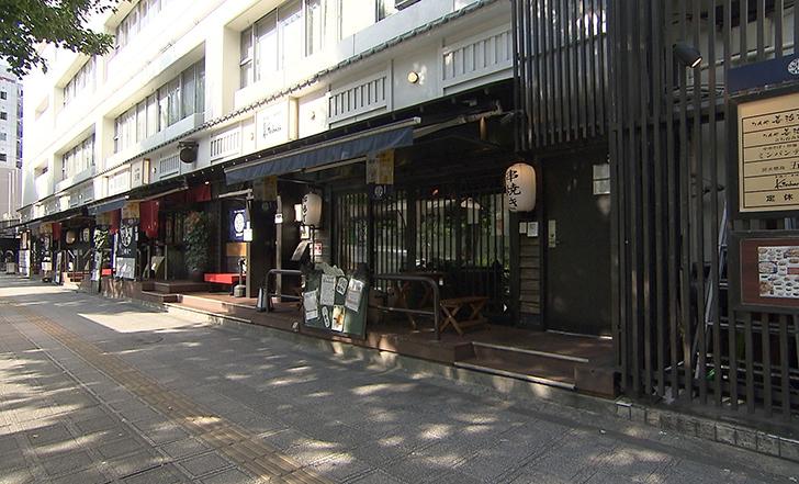 仙台駅前の横丁が5周年♪