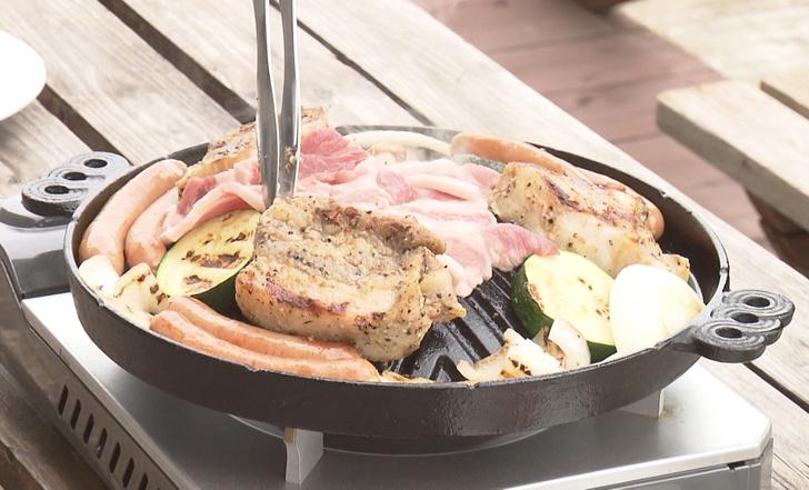 おうちBBQで楽しむブランド肉♡~ご飯のおともハンター~