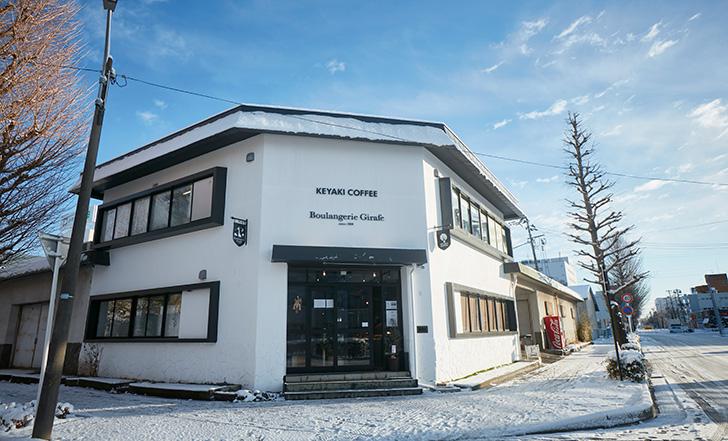 【ニューオープン】パン屋×コーヒー店 人気店がひとつ屋根の下でコラボ! 今週のカフェ&スイーツ*67話『Boulangerie Girafe×KEYAKI COFFEE』