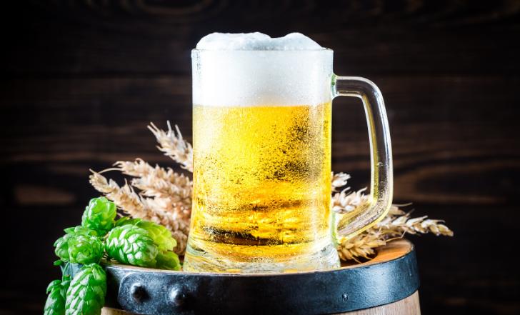 美味しさと糖質ゼロにびっくり!2度驚くビール。