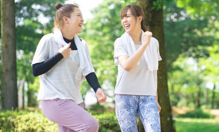 自宅で手軽に、歩く力のトレーニング!