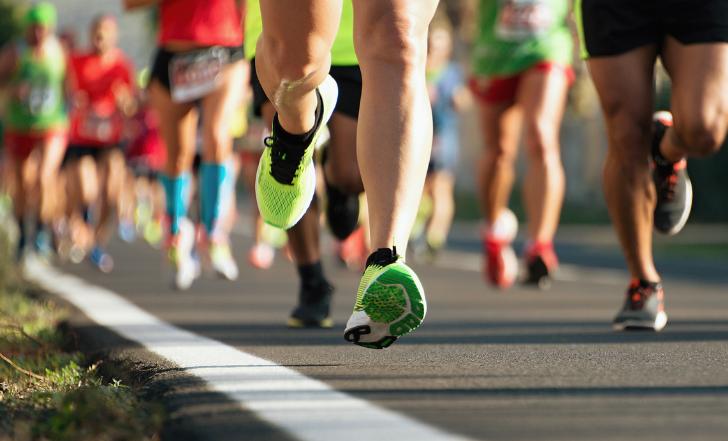 実業団の本気の走りを体験!オンライン復興マラソン!