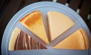 チーズケーキ専門店、全10種を徹底解剖!! ≪今週のカフェ&スイーツ*10話 『Oi!Cheese!』≫